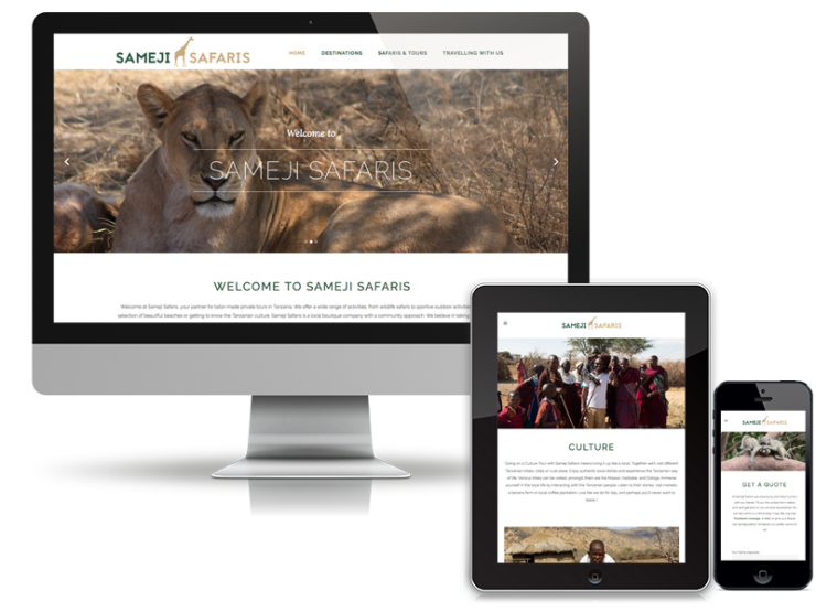 Sameji Safaris Ltd.