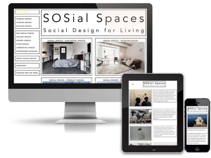 SOSial Spaces