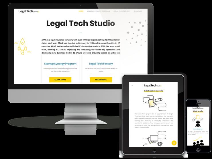 Arag Legal Tech Studio